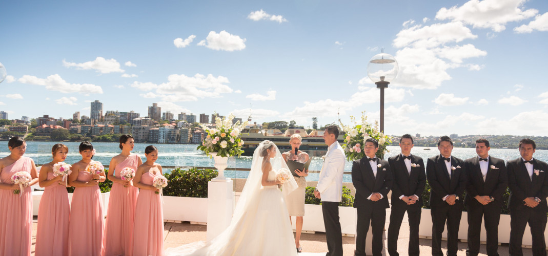 Opera House Wedding 2