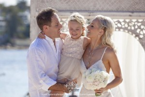 Shelly Beach Wedding