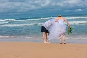 Dee Why Beach Wedding